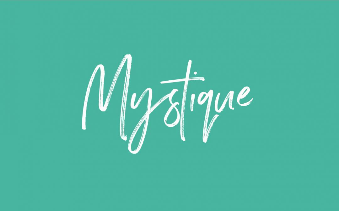 How Mystique personalities express on their website